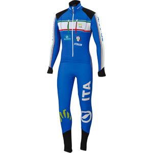 Karpos Team Italia Race skialpová kombinéza modrá