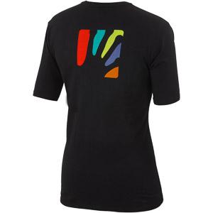 Karpos MANO tričko čierne