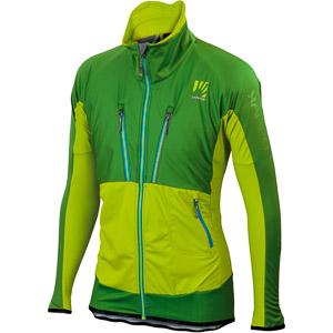 Karpos Signal skialpová bunda zelená