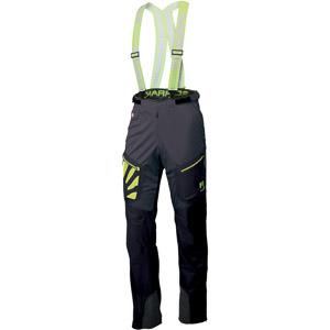 Karpos SIGNAL nohavice sivé/čierne