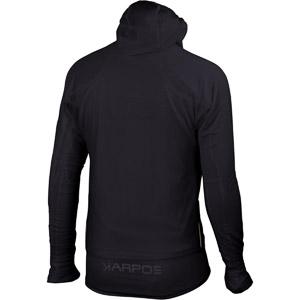 Karpos Lyskamm skialpová bunda čierna