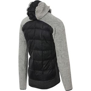 Karpos MARMAROLE bunda čierna/sivá