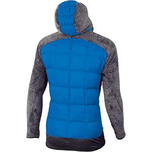 Karpos MARMAROLE bunda modrá/tmavosivá