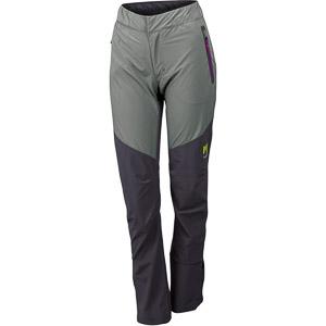 Karpos ROCK FLY dámske nohavice sivé/antracit