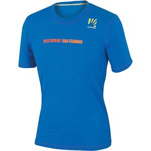 Karpos PROFILI Tričko modré