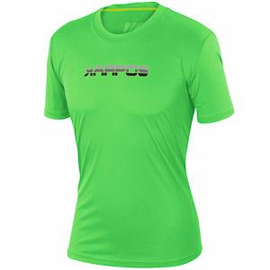 Karpos LOMA tričko zelené fluo