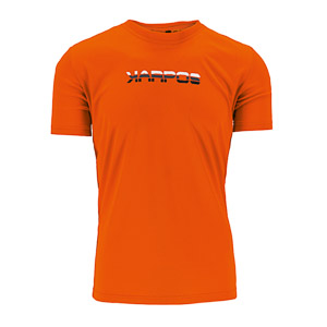 Karpos LOMA tričko oranžové