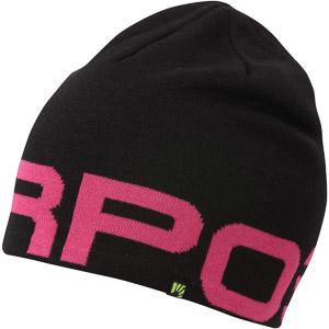Karpos LARIN čiapka čierna/ružová