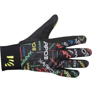Karpos LEGGERO rukavice čierne/multicolor