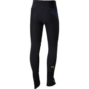 Karpos ALAGNA LITE nohavice čierne/fluo zelené