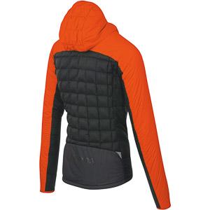 Karpos LASTEI ACTIVE PLUS bunda čierna/oranžová