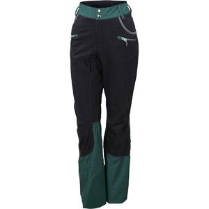 ee9f8034143c Karpos BAITA dámske nohavice zelené sivé