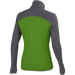 Karpos STUA bunda sivá/zelená