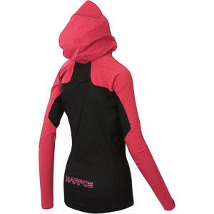 Karpos VETTA EVO Dámska bunda, ružová, čierna