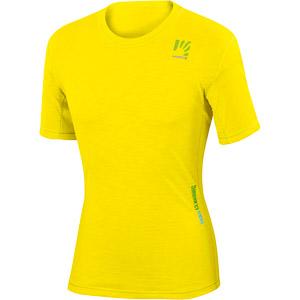 Karpos PROFILI LITE tričko žlté