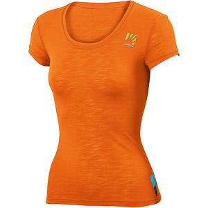 Karpos PROFILI LITE dámske tričko oranžové