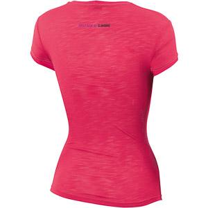 Karpos PROFILI LITE dámske tričko ružové