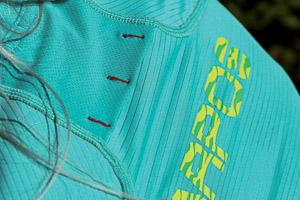 Karpos BULL dámske tričko tyrkysové