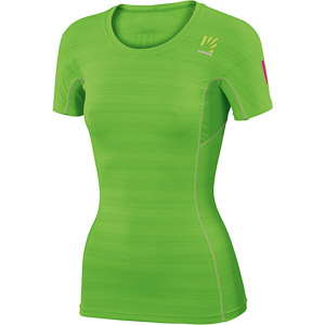 Karpos LOMA PLUS tričko dámske zelené
