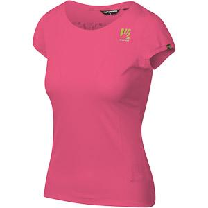 Karpos LOMA tričko dámske fluo ružové