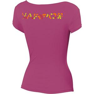 Karpos LOMA dámske tričko madženta