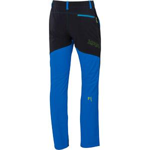 8b2235f0df5e Karpos FANTASIA EVO nohavice modré sivé