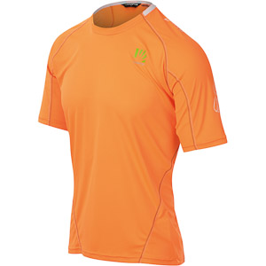 Karpos SWIFT tričko oranžové