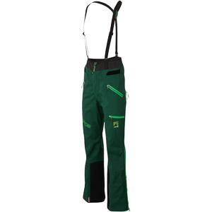 Karpos K-PERFORMACE GTX PRO nohavice s dlhým zipsom tmavozelené