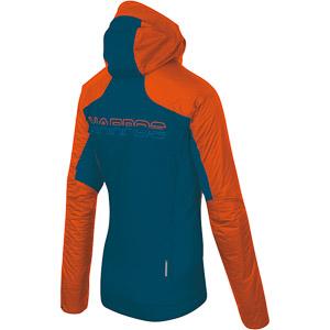 Karpos VINSON bunda modrá/oranžová