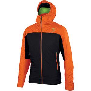 Karpos VINSON bunda oranžová/čierna
