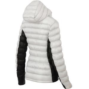 Karpos MULAZ dámska bunda biela