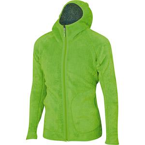 Karpos Talvena obojstranná bunda zelená