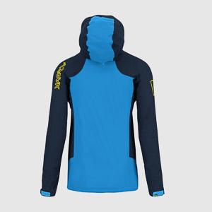Karpos LOT Rain bunda červená/čierna