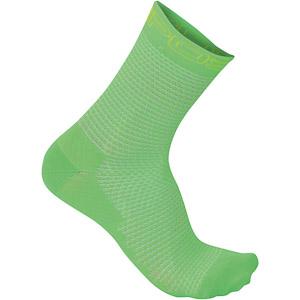 Karpos Rapid Ponožky zelené fluo