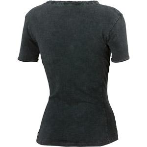Karpos FONZASO WALL Dámske tričko antracitové