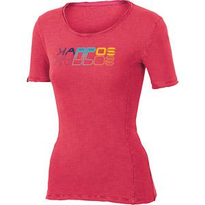 Karpos FONZASO WALL Dámske tričko ružové