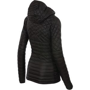 Karpos SASSOPIATTO Dámska bunda čierna