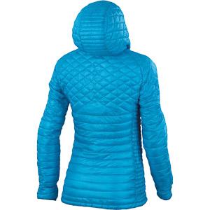 Karpos SASSOPIATTO Dámska bunda modrá