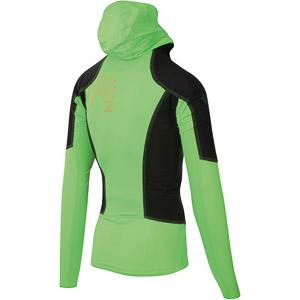 Karpos LAVAREDO bunda zelená fluo/čierna