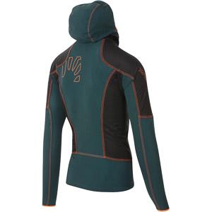 Karpos LAVAREDO bunda modrozelená/čierna