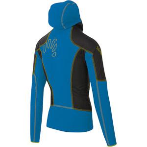 Karpos LAVAREDO bunda čierna/modrá
