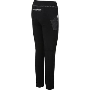 Karpos EASYGOING dámske nohavice čierne/biele