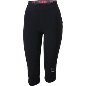 Karpos FANES Dámske 3/4 elasťáky, čierne, ružové