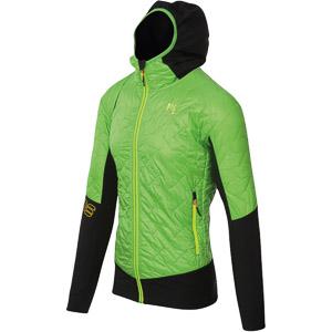 Karpos LASTEI EVO LIGHT bunda zelená/čierna