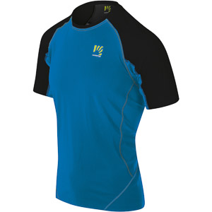 Karpos LAVAREDO tričko modré/čierne