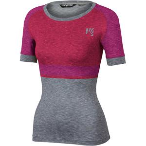 Karpos VERVE Dámske tričko ružové červené