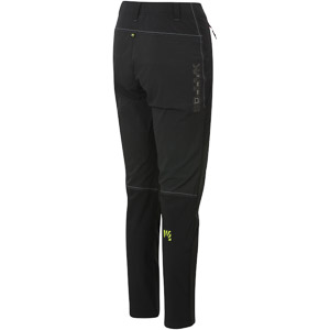 Karpos RAMEZZA LIGHT Dámske nohavice čierne