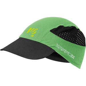 Karpos LAVAREDO čiapka zelená fluo/čierna