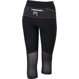 Karpos Quick EVO Dámske 3/4 elasťáky čierne/ružové
