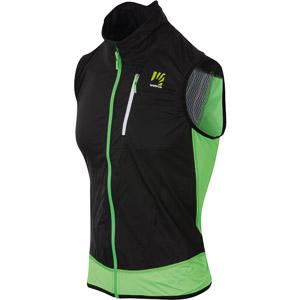 Karpos LAVAREDO vesta zelená fluo/čierna